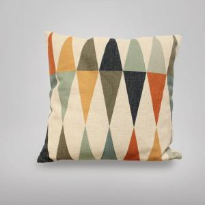 Cushion – Prism Orange/Blue
